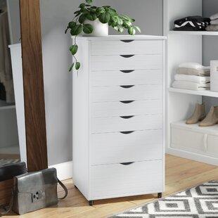 8 Drawer Storage Chest Wayfair