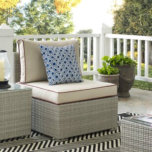 Highland Dunes Heinrich Outdoor Armless P..
