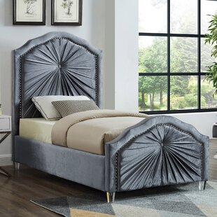 Wednesday Upholstered Platform Bed