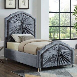 Wednesday Upholstered Platform Bed