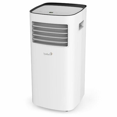 10000 BTU Energy Star Portable Air Conditioner with Remote Ivation