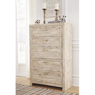Plympt 5 Drawer Chest