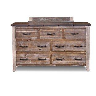 Horizon Home LLC Horizon Home 7 Drawer Dresser