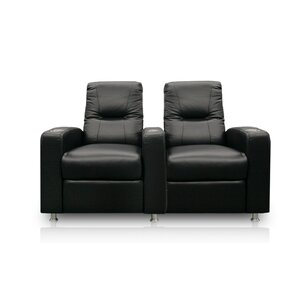 Tristar Home Theater Lounger (Row of 2) by Bass