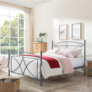 Gracie Oaks Lukas Queen Panel Bed