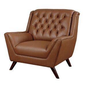 Napfle Modern Tufted Armchair