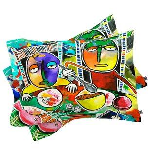Robin Faye Gates I Should Give Relish A Try Pillowcase