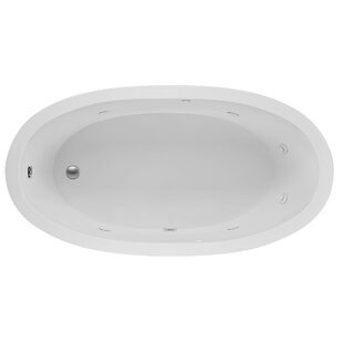 Reliance Oval End Drain 72