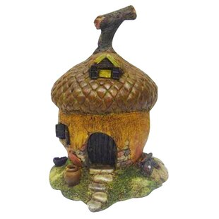 Fairy Garden Acron House by Hi-Line Gift Ltd.
