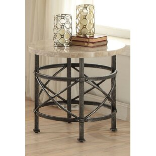 Mull End Table by Gracie O..