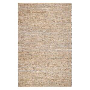 Calvary Hand Woven Beige/Tan Area Rug