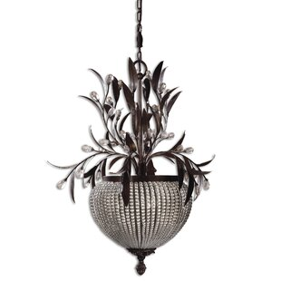 Astoria Grand Missenden 3-Light Urn Pendant