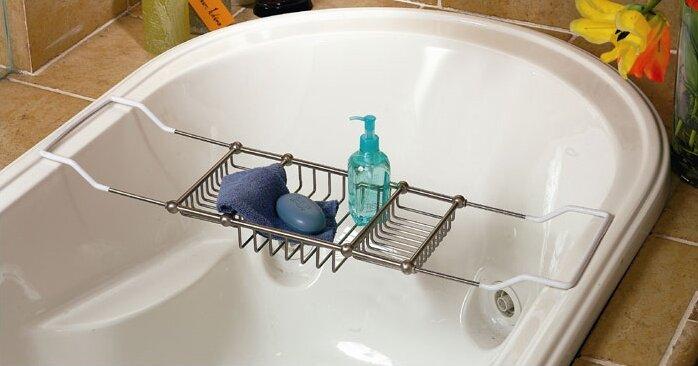 Gatco Shower Caddies anh Accessories Bath Caddy Reviews Wayfair