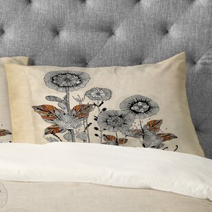 Iveta Abolina Floral 3 Pillowcase