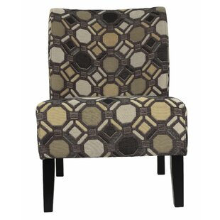 Dre Fabric Wooden Side Chair By Ebern Designs