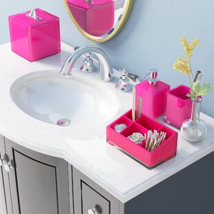 Knaus 4-Piece Bathroom Accessory Set By Zipcode Design