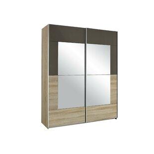 Crato 2 Door Sliding Wardrobe By Rauch