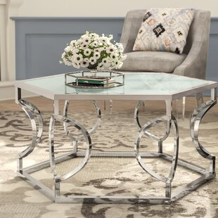 Willa Arlo Interiors Olander Coffee Table
