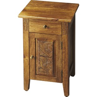 Adelinda 1 Drawer Nightstand
