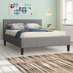 Turner Upholstered Bed Frame By Brayden Studio