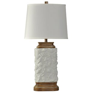 Kinslee Seashell 32 Table Lamp