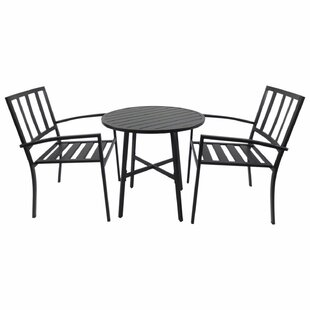 Taja 2 Seater Bistro Set By Sol 72 Outdoor