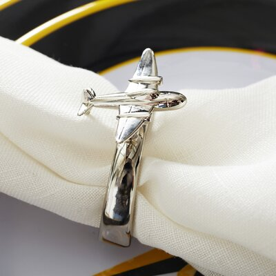 Airplane Napkin Ring