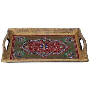 Lower Hamswell Handmade Wooden Serving Tray