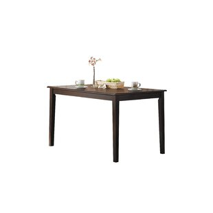 Winston Porter Dracut Counter Height Dining Table