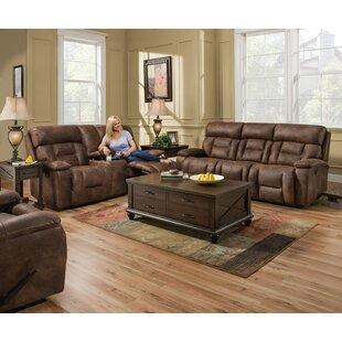 Loon Peak Pledger Reclining Configurable Living Room Set