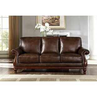 Autumn Top Grain Leather Sofa