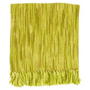 Freddy Charisma Striped Throw Blanket by Langley Street