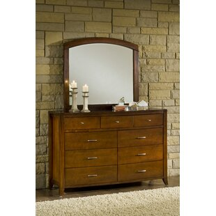Travis 9 Drawer Dresser by Mistana Top Reviews