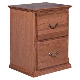 Loon Peak Hopper 2-Drawer File Cabinet