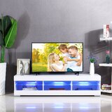 Achiles TV Stand for TVs up to 65 by Orren Ellis