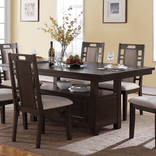 Nika Dining Table by Winston Porter