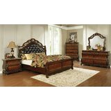 Casserly Connor Platform Configurable Bedroom Set by Fleur De Lis Living