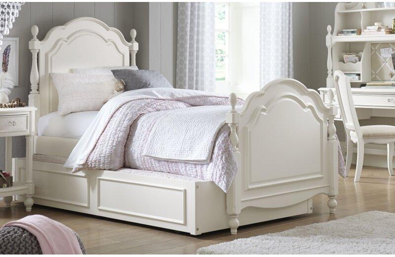 Harmony By Wendy Bellissimo Panel Configurable Bedroom Set