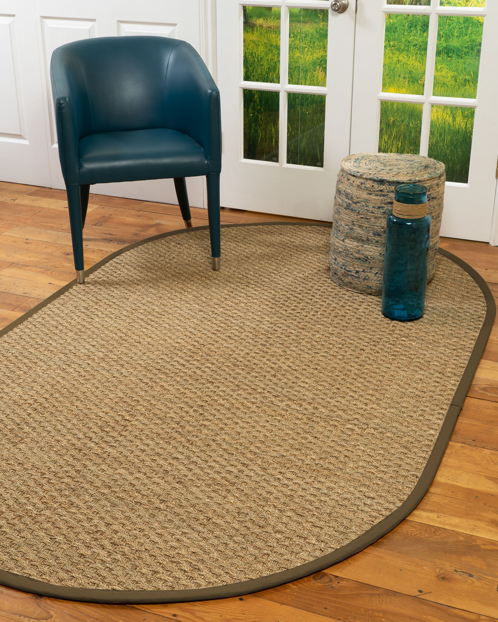 Bay Isle Home Natural Area Rugs 100