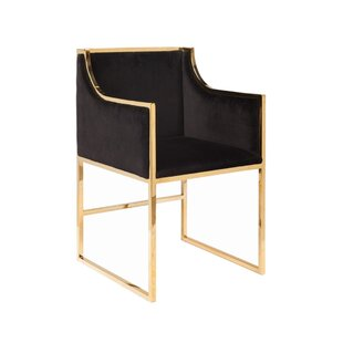 Marisela Upholstered Dining Chair by Ever..