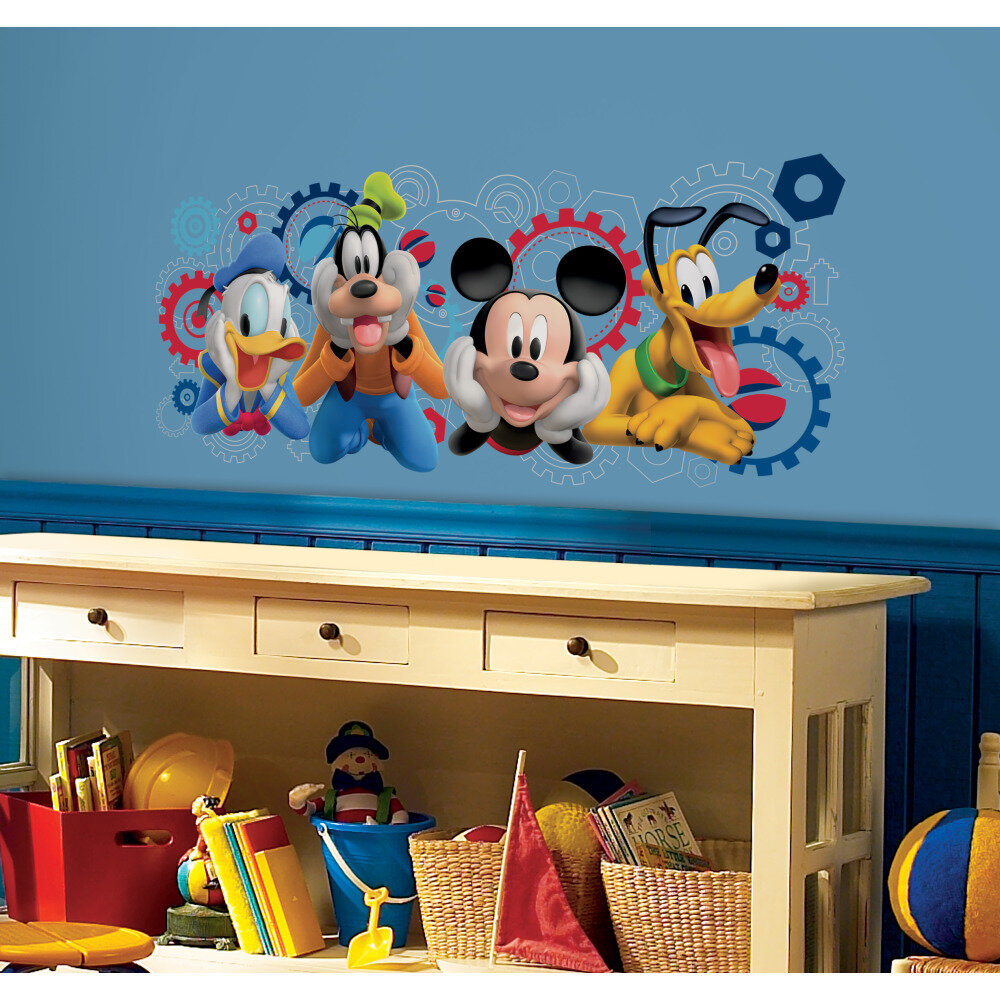 Mickey Mouse Clubhouse Capers Giant
