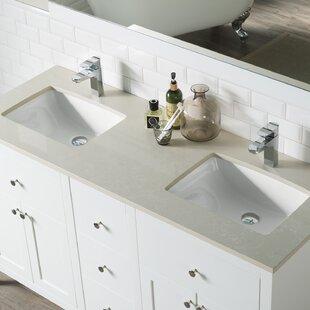 Watson 72 Double Bathroom Vanity Set by INOLAV