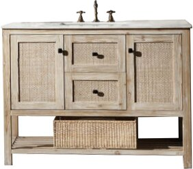 Bay Isle Home Bradburn 48 Single Bathroom Vanity Set