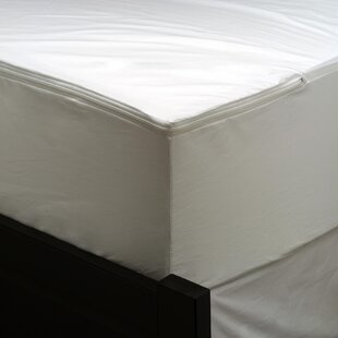 AllerEase Maximum Allergy Hypoallergenic Waterproof Mattress Cover