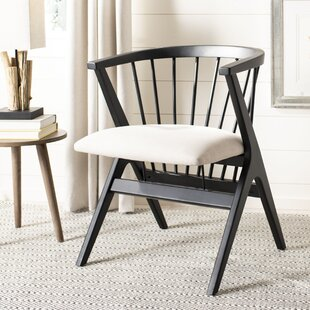 Polite Spindle Dining Chair (Set of 2) Wrought Studio