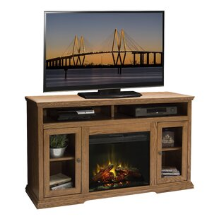 Colonial Place TV Stand for TVs up to 50 with Fireplace