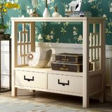 Coakley 36 Solid Wood Console Table by Longshore Tides