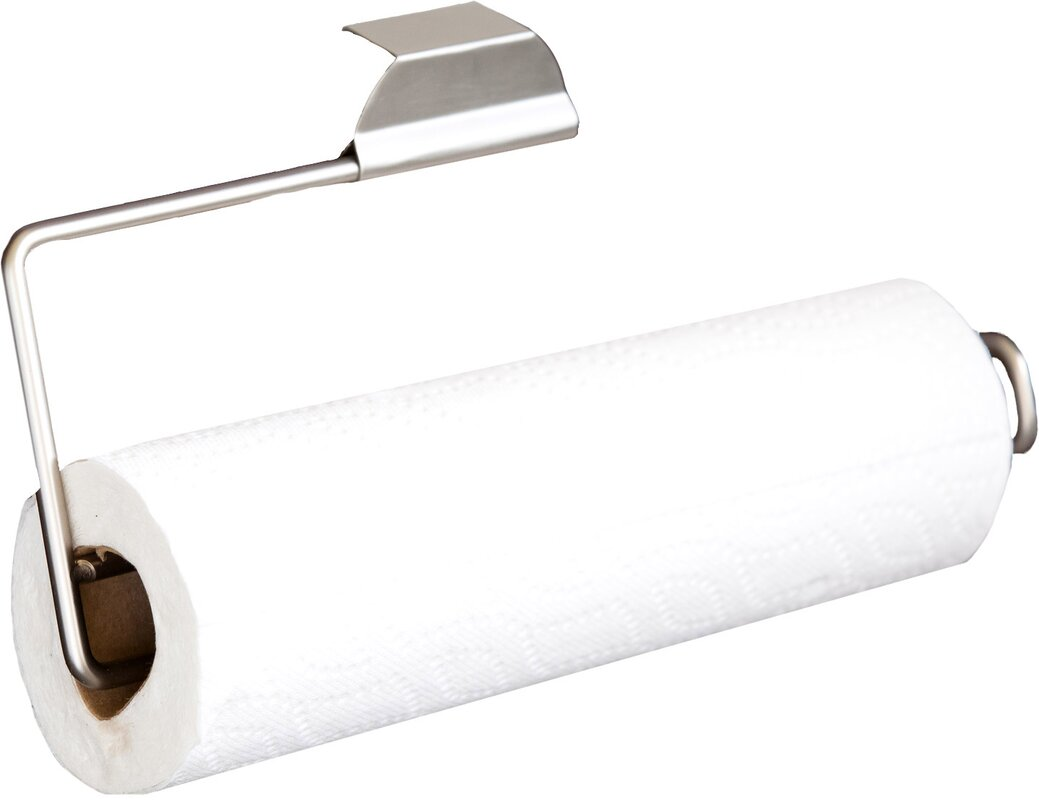 Home Basics Over The Door Paper Towel Holder