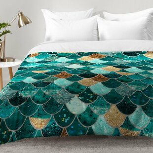 Really Mermaid Comforter Set by East Urban Home Looking for