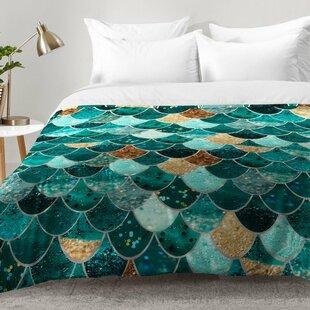 Really Mermaid Comforter Set